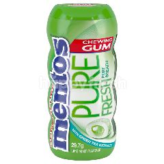 Mentos Pure Fresh Lime Mint Flavour Pure Breath With Green Tea Cooler