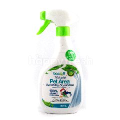 Bacoff Pet Area Sanitising Deodorizer