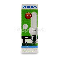 Philips Essential 8W Cool Daylight E27 Cap
