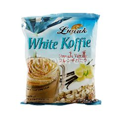 Luwak White Koffie French Vanilla
