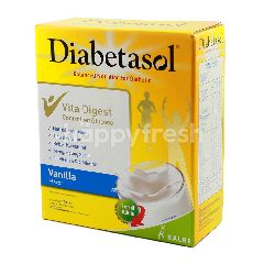 Diabetasol Diabetic Powdered Vanilla Nutrition Milk