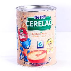 Cerelac Wheat & Honey Baby Cereal (From 6 Months)
