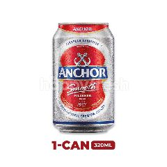 Anchor Smooth Pilsner Beer Can 320ml