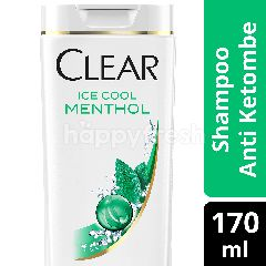 Clear Sampo Ice Cool Menthol