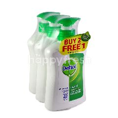 Dettol Buy 2 Free 1 Original Anti Bacterial pH Balanced Handwash
