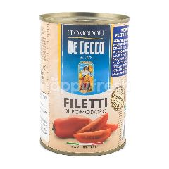 De Cecco Sliced Peeled Tomato