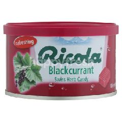 Ricola Blackcurrant Candy