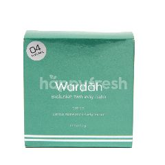 Wardah Bedak Padat Plus Alas Bedak Exclusive Shade 04 Natural