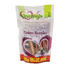 VITAPET Jerhigh - Chicken Sampler For Dogs