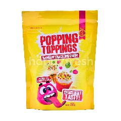 DOLLAR SWEETS Popping Toppings Rainbow Crackling Candy