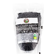 Country Farm Organics Certified Organic Black Sesame Seed
