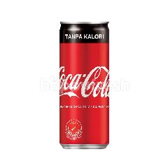 Coca-Cola No Calorie Carbonated Soft Drink 320ml