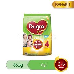 Dugro 4 Regular Formulated Milk Powder 850g