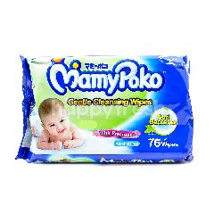MamyPoko Gentle Cleansing Wipes With Fragrance