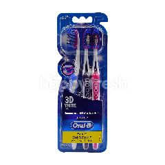Oral-B 3D White Soft Toothbrush (Buy 2 Free 1 )