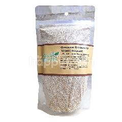 LOVE EARTH Organic Dehuled White Sesame