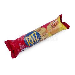 Ritz Krakers Sandwich Keju
