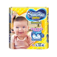 MamyPoko Pants Standard L48+4 Diapers
