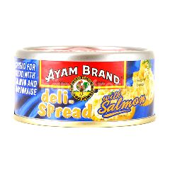 Ayam Brand Salmon Spread In Mayonnaise