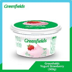 Greenfields Yogurt Rasa Stroberi