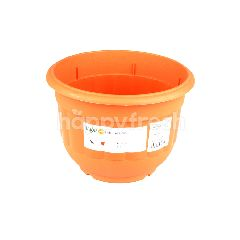 Baba Plastic Flower Pot
