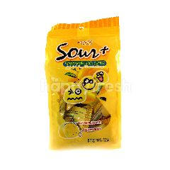 Lot100 Sour+ Mango Gummy (25 Pieces)