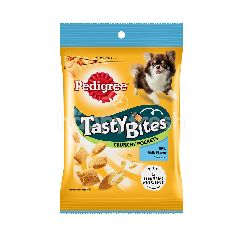 Pedigree Adult Dog Treats Tastybites Pockets Milk 60G Dog Snack