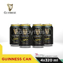 Guinness Foreign Extra Stout 4 Cans