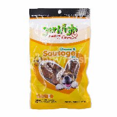 VITAPET Jerhigh Cheese & Sausage Bites For Dogs