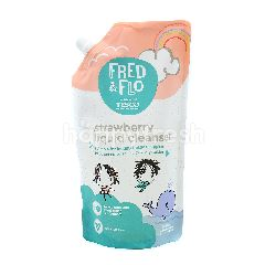 Fred & Flo Strawberry Liquid Cleanser