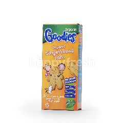Organix Goodies Organic Gingerbread Men