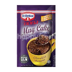 Nona Chocolate Banana Flavoured Mug Cake