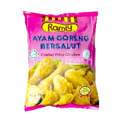 Ramly Coated Fried Chicken