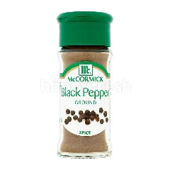 Mccormick Black Pepper Ground Spice