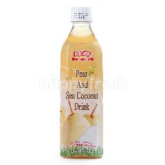 Hung Fook Tong Pear And Sea Coconut Drink