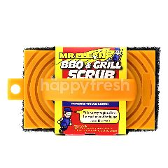Mr Clean Bbq & Grill Scrubber