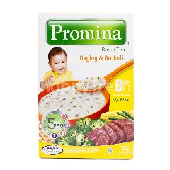 Promina Bubur Tim Daging & Brokoli