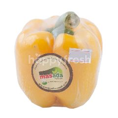 Masada Organic Yellow Pepper