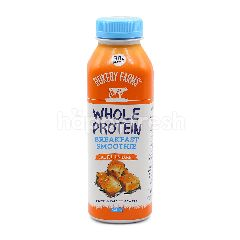 Rokebys Farm Whole Protein Salted Caramel Breakfast Smoothie