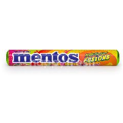 MENTOS Limited Edition Fruit Fusion Chewy Dragees