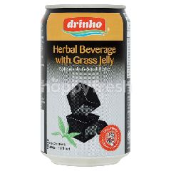 Drinho Herbal Beverage With Grass Jelly