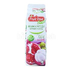 F&N Fruit Tree Fresh Mangosteen & Pomegranate Juice
