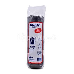 Robot Large Sized Trash Bags (20 Bags)