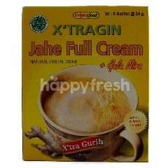 X'Tragin Jahe Full Cream + Gula Nira