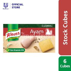 Knorr Seasoning Chicken No Added MSG 6 Cubes