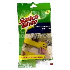 Scotch-Brite Bathroom & Laundry Longer Cuffs L