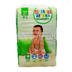 Jolly Tots ComfyDri M Diapers
