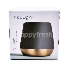 Fellow Joey Double Wall Black Mug