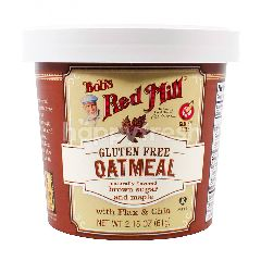 Bob's Red Mill Gluten Free Oatmeal Cup Brown Sugar and Maple 71 g