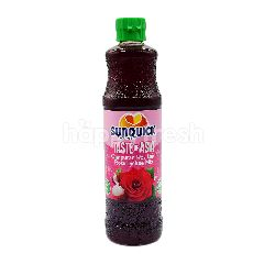 Sunquick Rose Lychee Mix Cordial